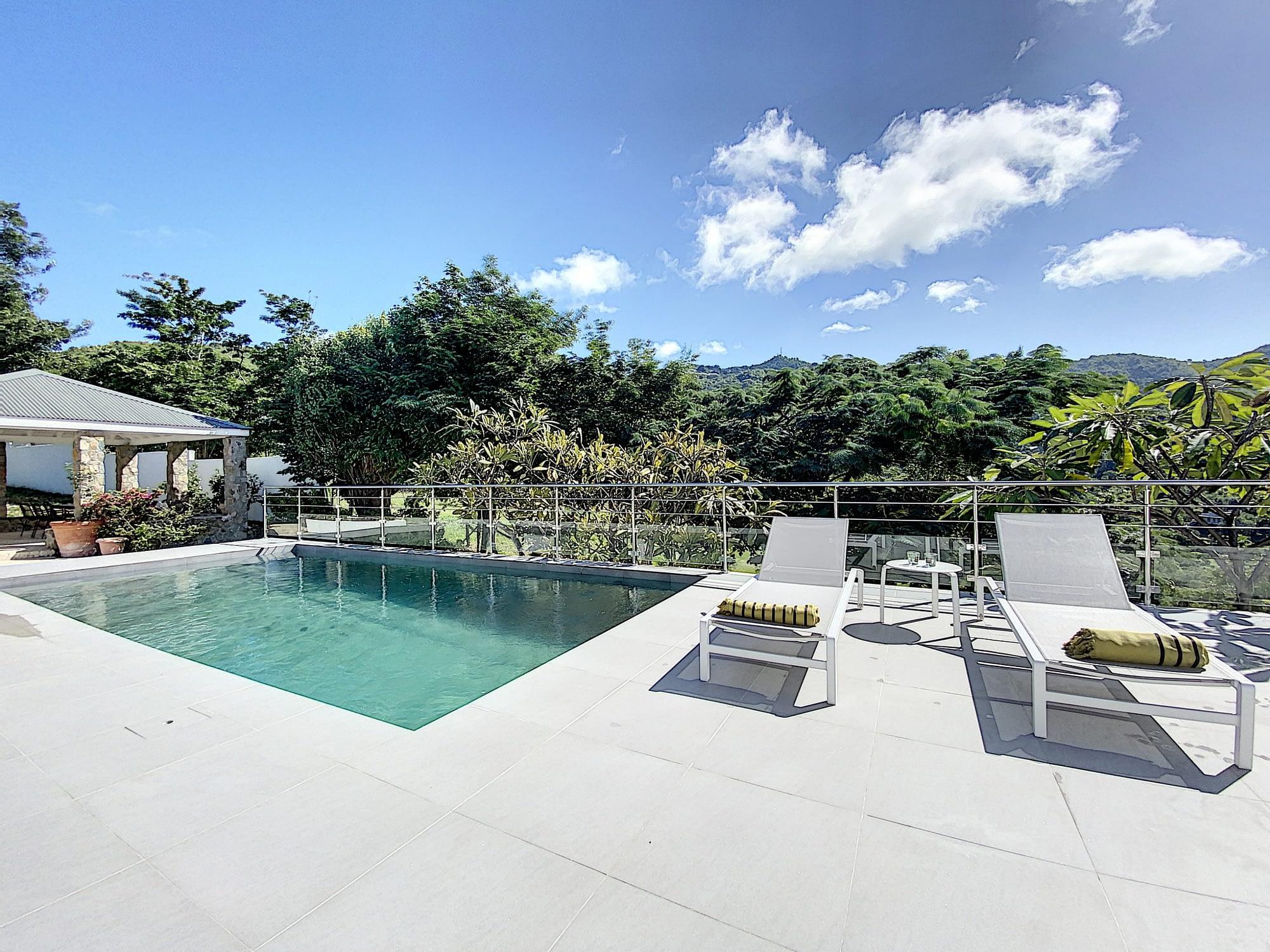 Villa Jungle Paradise, nouvelle villa pour vacances de rêves à Saint-Martin!