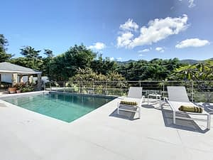 vacation rental Pic Paradis Saint-Martin